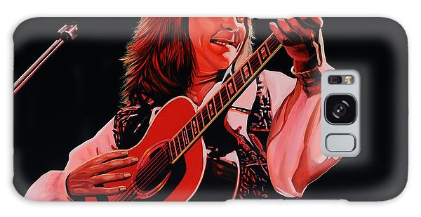 Realistic Galaxy Case - Roger Hodgson Of Supertramp by Paul Meijering