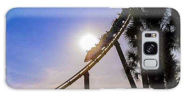 Roller Coaster Galaxy Case