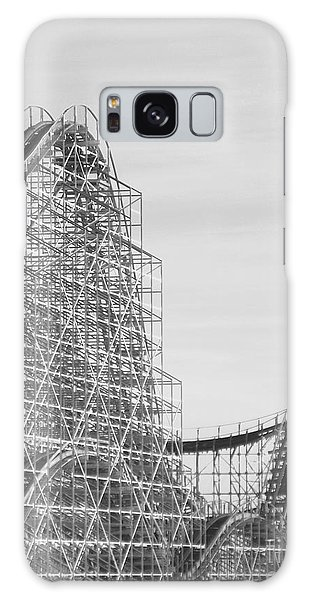 Roller Coaster Wildwood Galaxy Case by Eric  Schiabor