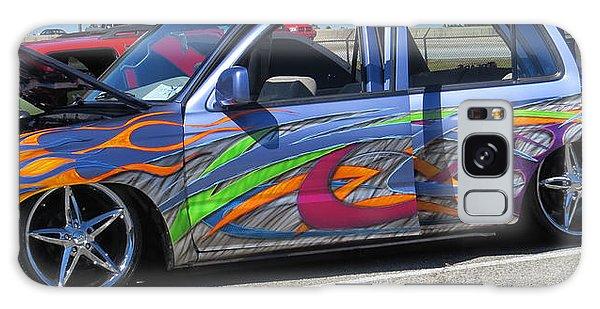 Rolling Art Lowrider Galaxy Case