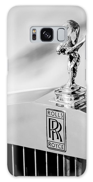 Rolls-royce Hood Ornament -782bw Galaxy Case