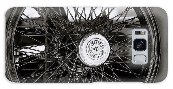 Rolls Royce Wheel Galaxy Case