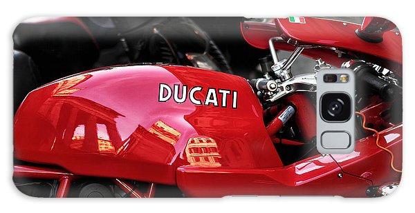 Roma Ducati Galaxy Case