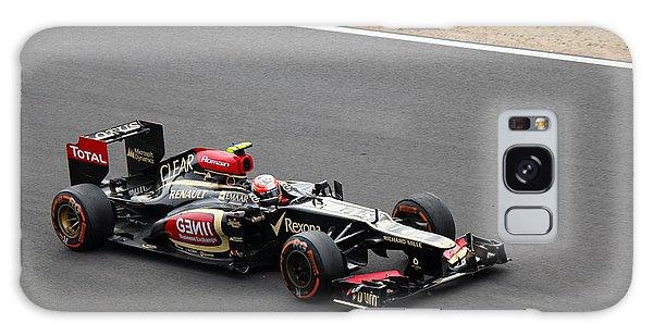 Romain Grosjean Galaxy Case by David Grant