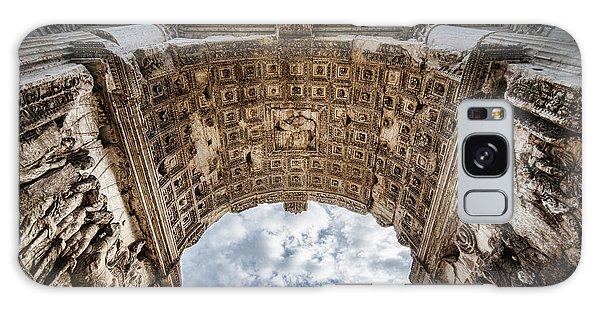 Roman Arch Galaxy Case