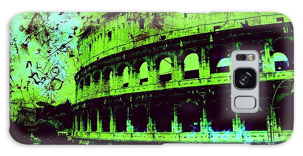 Roman Colosseum Galaxy Case