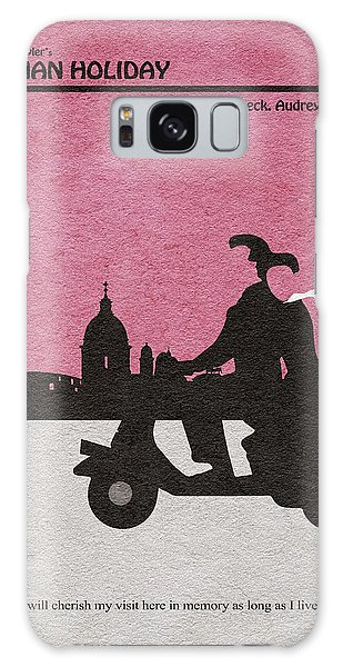 Movie Galaxy Case - Roman Holiday by Inspirowl Design