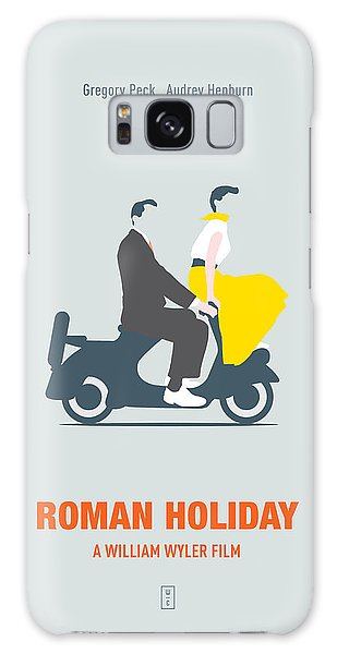 Roman Holiday Galaxy Case