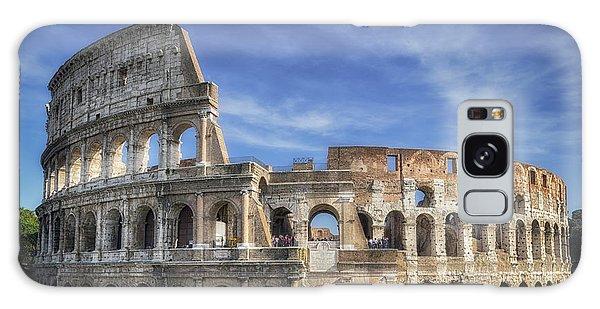 Roman Icon Galaxy Case by Joan Carroll