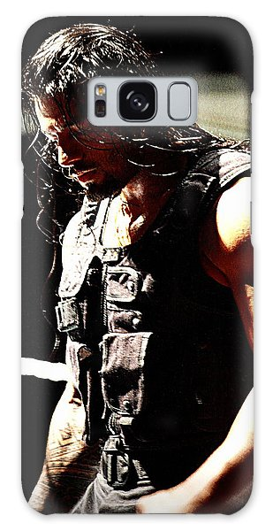 Roman Reigns Galaxy Case