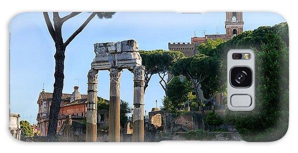 Roman Ruins 1 Galaxy Case