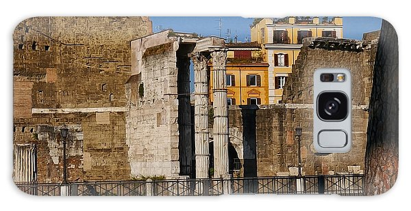 Roman Ruins 2 Galaxy Case