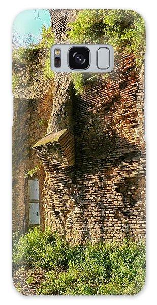 Roman Ruins 4 Galaxy Case