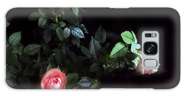 Romance Of The Roses Galaxy Case