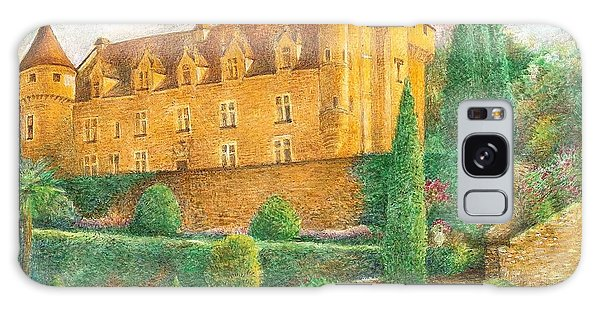 Romantic French Chateau Galaxy Case
