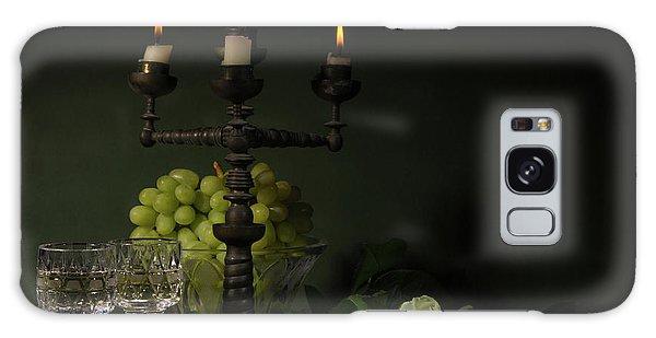 Grape Galaxy Case - Romantic Still-life by Magnola