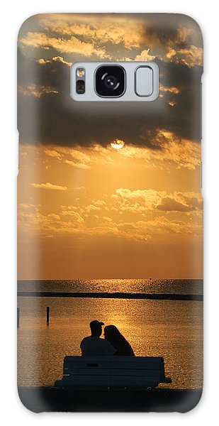 Romantic Sunrise Galaxy Case