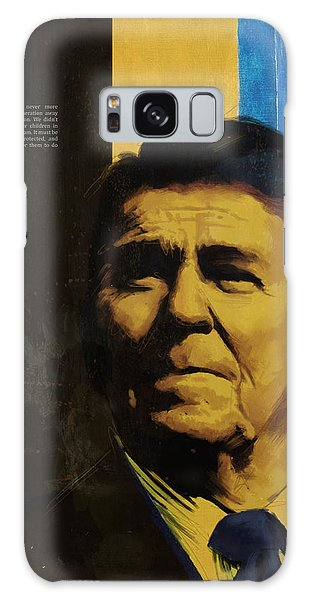Ronald Reagan Galaxy Case by Corporate Art Task Force