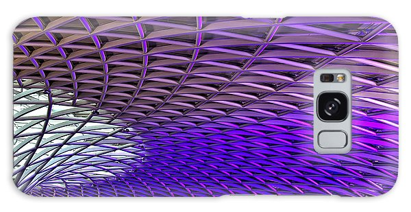 Roof Design Galaxy Case by Shirley Mitchell