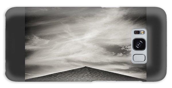 Rooftop Sky Galaxy Case