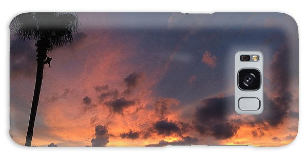 Rooftop Sunset International Plaza Galaxy Case