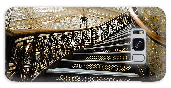 Rookery Building Atrium Staircase Galaxy Case