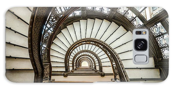 Rookery Building Oriel Staircase Galaxy Case