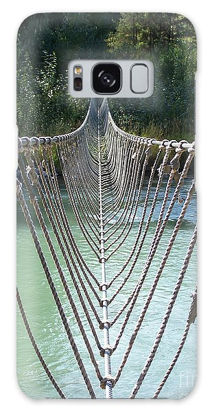 Rope Foot Bridge Galaxy Case