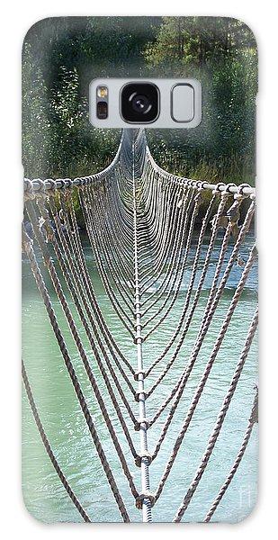 Rope Foot Bridge Galaxy Case