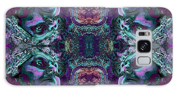 Rorschach Me Galaxy Case by Carol Jacobs