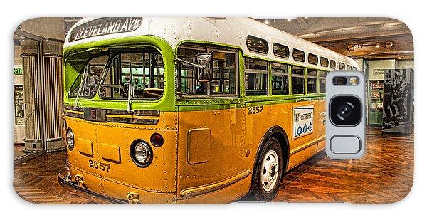 Rosa Parks Bus Galaxy Case