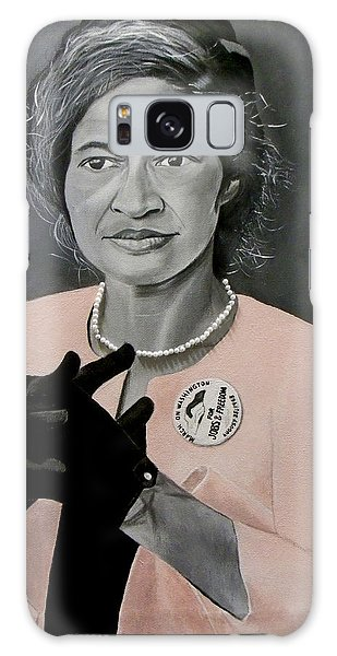 Rosa Parks Galaxy Case