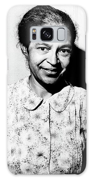 Human Rights Galaxy Case - Rosa Parks by Library Of Congress