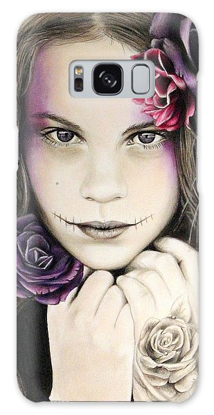 Rosaline Galaxy Case by Sheena Pike