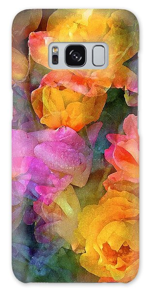 Rose 224 Galaxy Case by Pamela Cooper