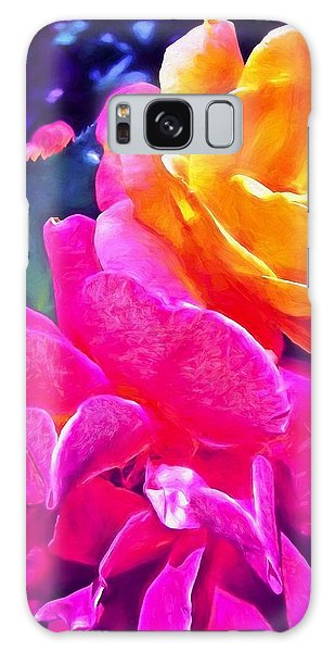 Rose 49 Galaxy Case