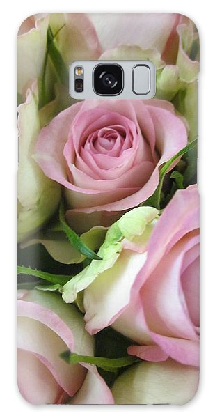 Rose Bed Galaxy Case