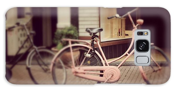Rose Bike Galaxy Case