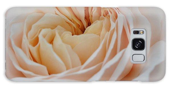 Rose Blush Galaxy Case by Sabine Edrissi