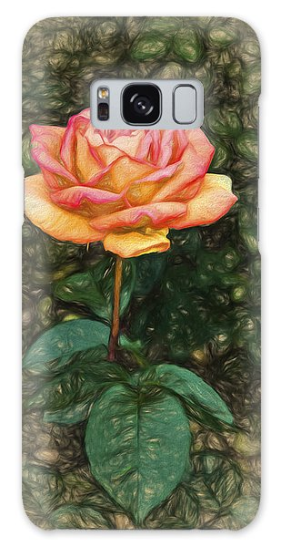 Rose Blush Galaxy Case