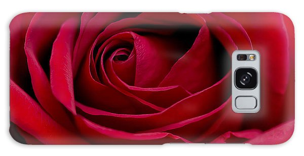 Eye Of The Rose Galaxy Case by Nick  Boren