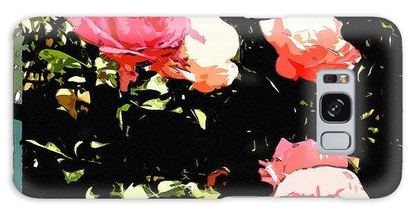 Rose Glory Galaxy Case
