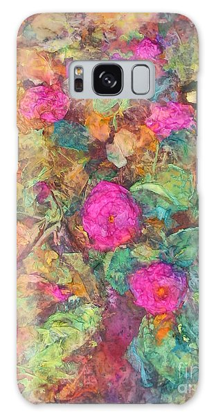 Rose Tree Galaxy Case