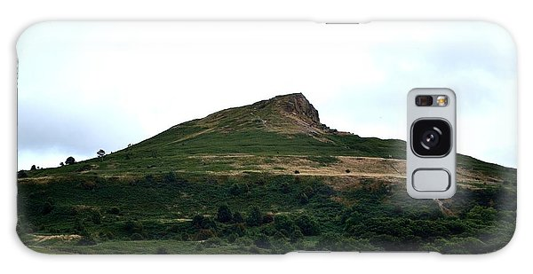 Roseberry Topping Hill Galaxy Case
