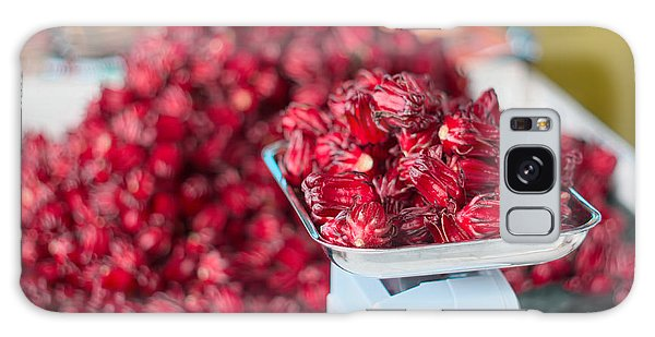 Roselle Fruit Galaxy Case