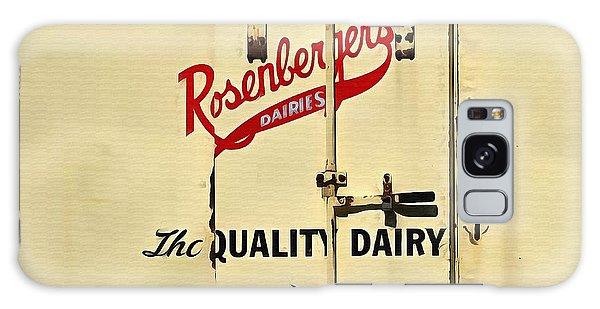 Rosenberger's - Dairy Milk  Galaxy Case