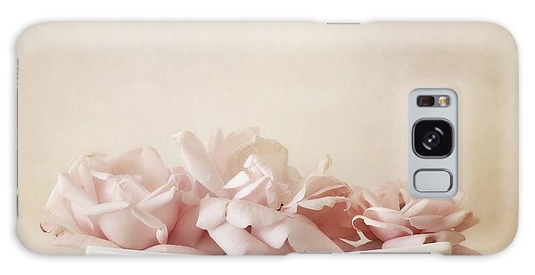 Still Galaxy Case - Roses by Priska Wettstein