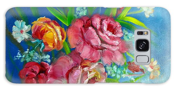 Roses Roses Jenny Lee Discount Galaxy Case