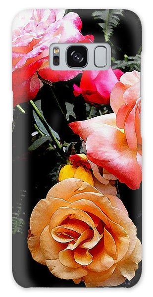 Roses Roses Roses Galaxy Case