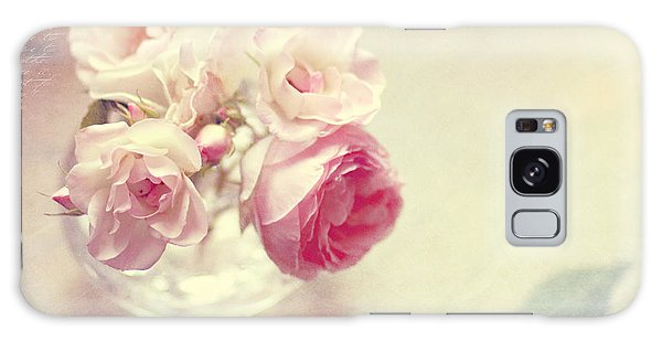 Roses Galaxy Case by Sylvia Cook